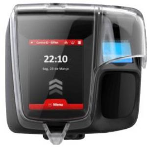 Leitor de biometria control id