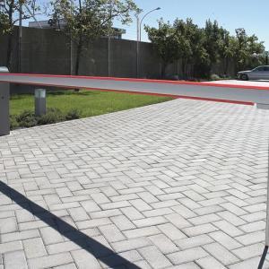 Locação de cancelas para estacionamento