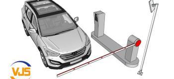 Sistema de automação de estacionamento